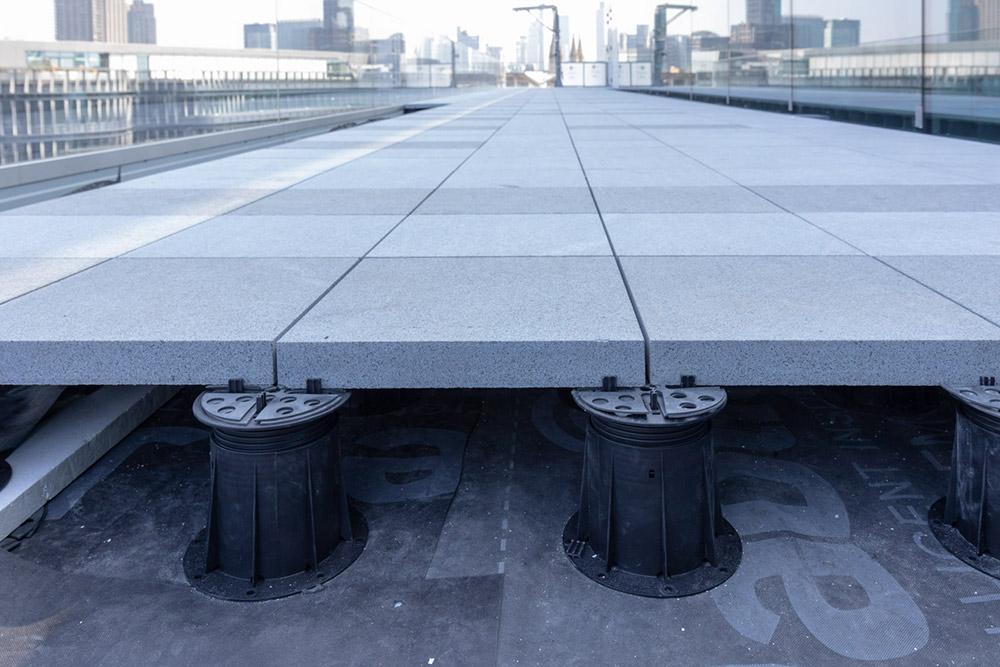 goldman-sachs-hq-install-buzon-pb-pedestals