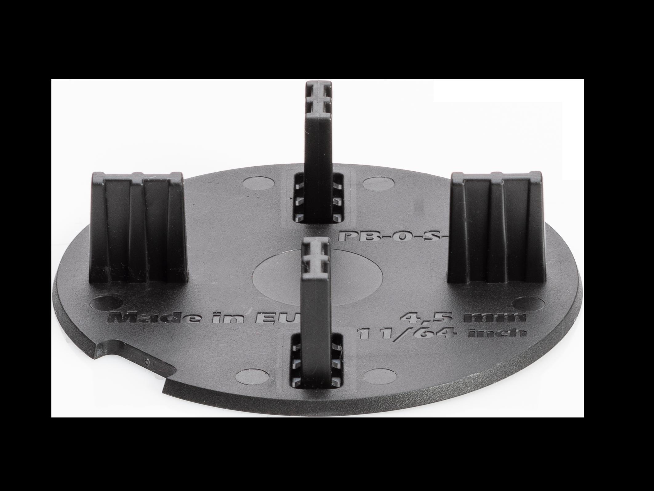 u-tabs-flat-4.5mm-adjustable-feet-for-decking - Buzon